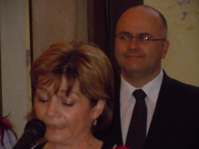 Eröffnung durch Dr. Martin Reissner, den Direktor des Mährischen Landesmuseums