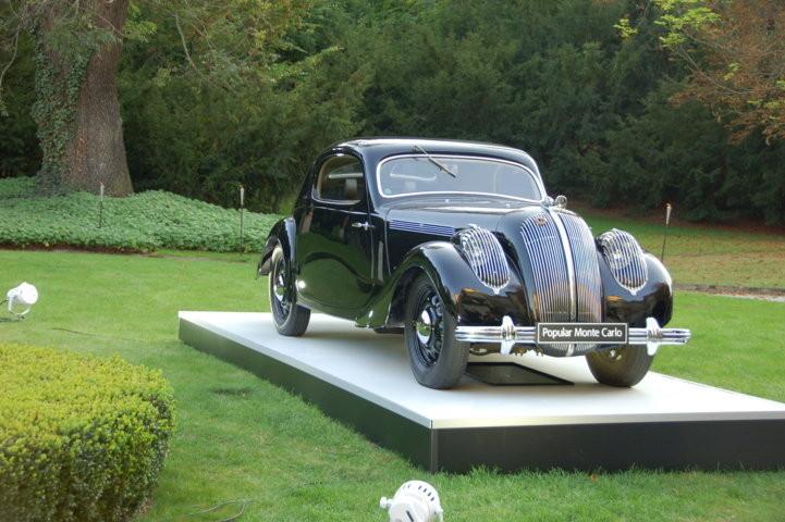 Skoda Limousine von 1937