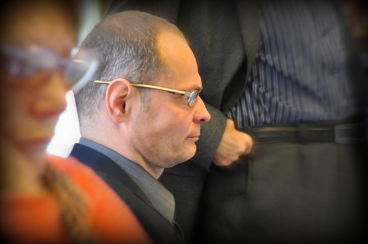 Herr Dr. Mirek Němec, gehörte ebenfalls zu den Ehrengästen des Vormittags im Brünner BGZ