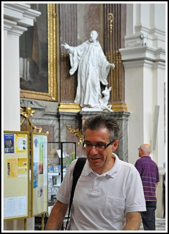 Literarischer Spaziergang mit Herrn PhDr. Zdeněk Mareček