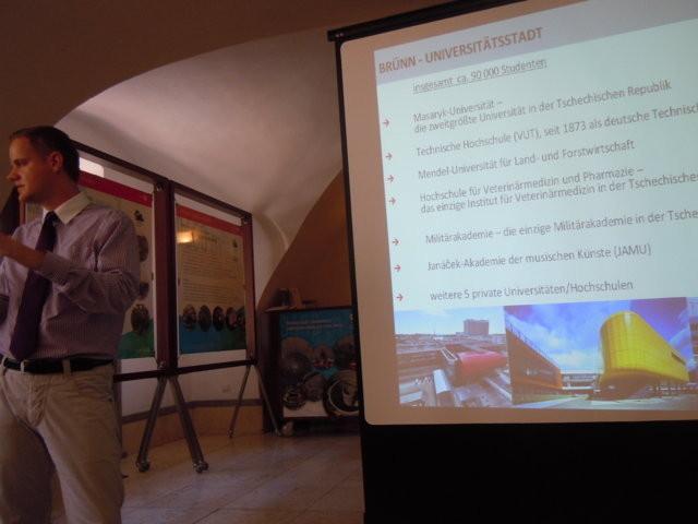 Information über strategische Stadtentwicklung