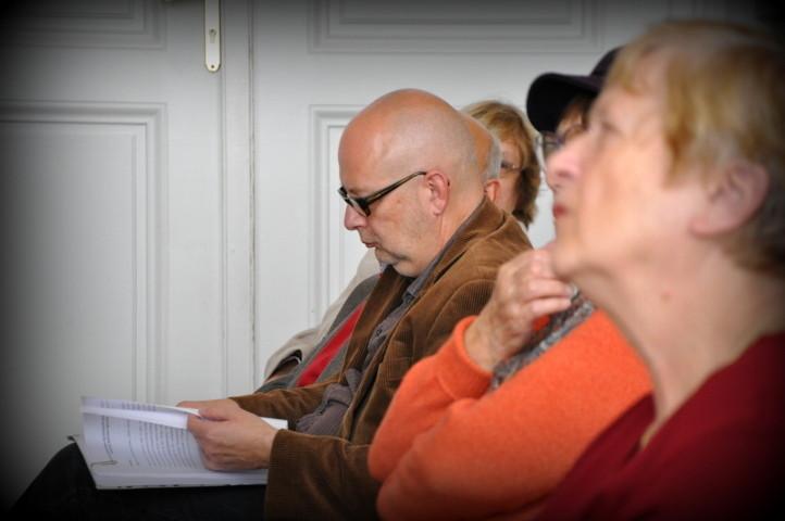Dr. phil. Thomas Krzenck, Leipzig, berichtet ebenfalls über das Deutsche Gymnasium