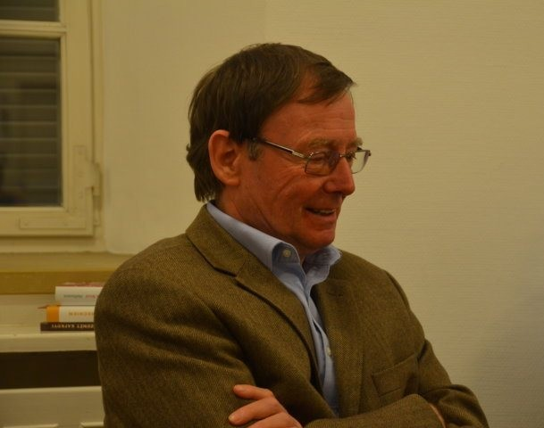 Professor Dr. Hans Dieter Zimmermann, Berlin