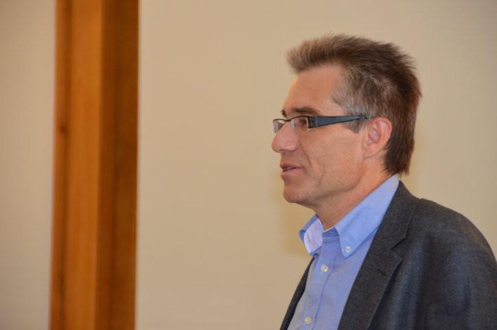 PhDr. Zdeněk Mareček danken wir für die Konzeption und Moderation der Veranstaltung sehr herzlich !