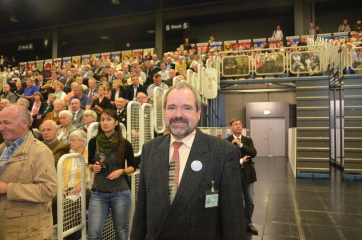 Christoph Lippert der Geschäftsführer der SL