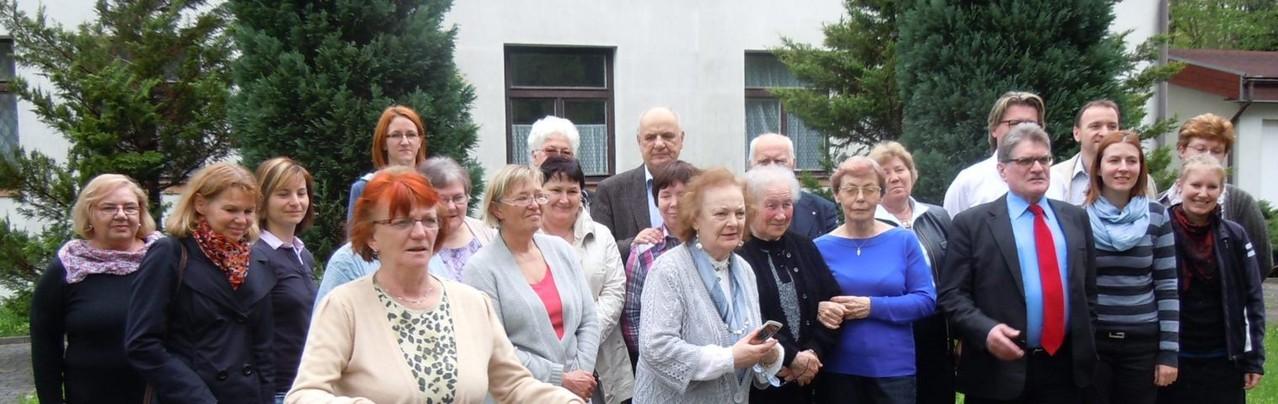 Wir danken sehr herzlich und - auf Wiedersehen in Reichenberg !