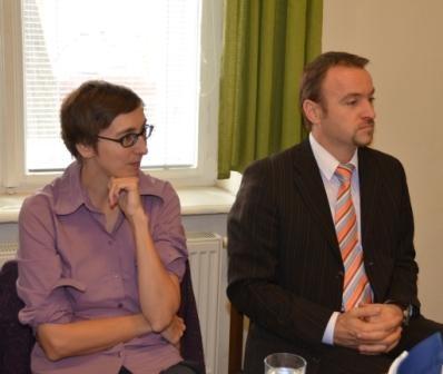 Als Ehrengäste durften wir Frau Dr. Katharina Wessely aus Bern sowie den Präsidenten der Landesversammlung der Deutschen in Böhmen, Mähren und Schlesien, Herrn Martin Dzingel begrüßen