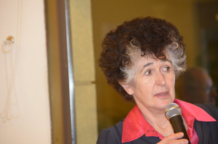 Frau Prof. Dr. Daniela Hammer-Tugendhat