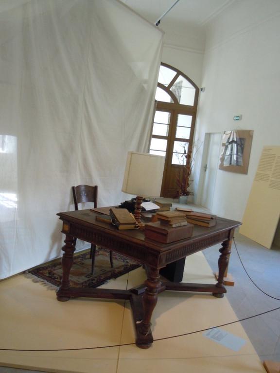 Nachbildung des Arbeitszimmers von Robert Musil