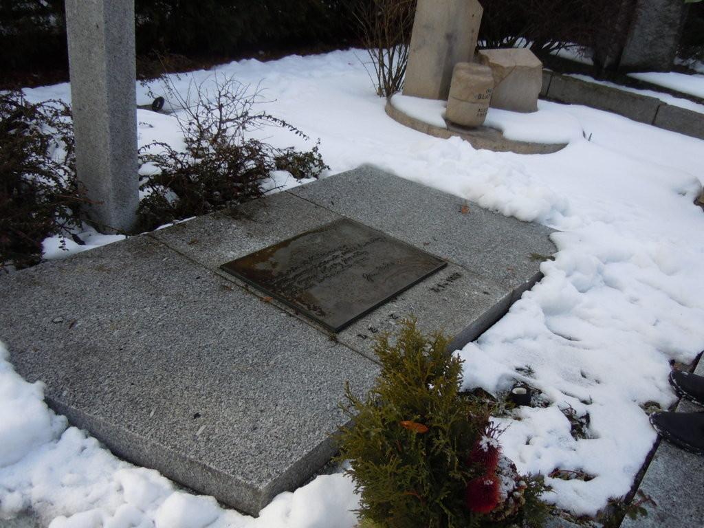 Walle Sayer auf den Spuren der mährischen Dichter Jan Skácel und Ivan Blatný