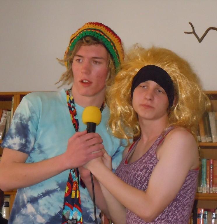 Romeo und Julia im Begegnungszentrum Brünn