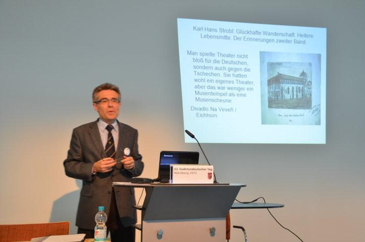 Wir danken Herrn Dr. Zdeněk Mareček für den exzellenten Vortrag !