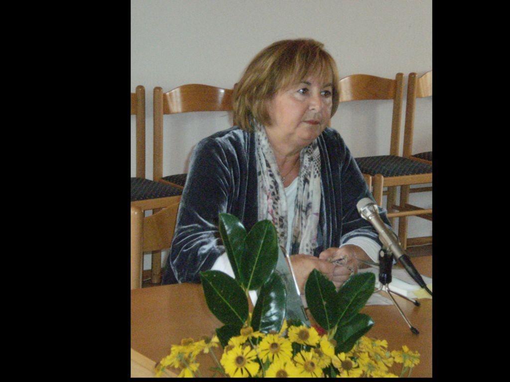 Gerti Brabetz liest