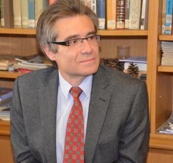 Dr. Zdeněk Mareček konzipierte und moderierte die Veranstaltung