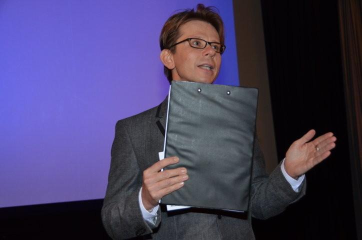 Direktor des Tschechischen Zentrums in Wien, Herr Martin Krafl