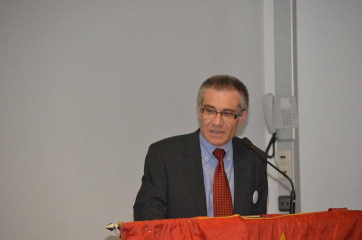 Dr. Zdeněk Mareček wird gebeten, die Ereignisse in Brünn zu kommentieren