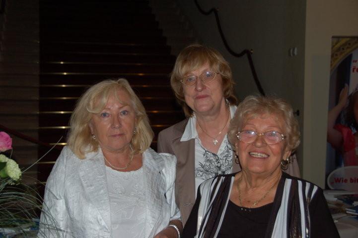 Frau Gertrud Trepkova, BGZ Pilsen rechts