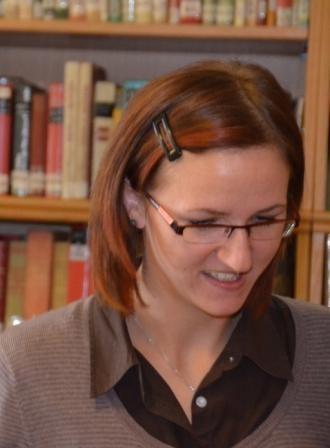 Bc. Monika Dočkalová berichtet über das Leben und Leistung der ehemaligen Direktoren des Stadttheaters