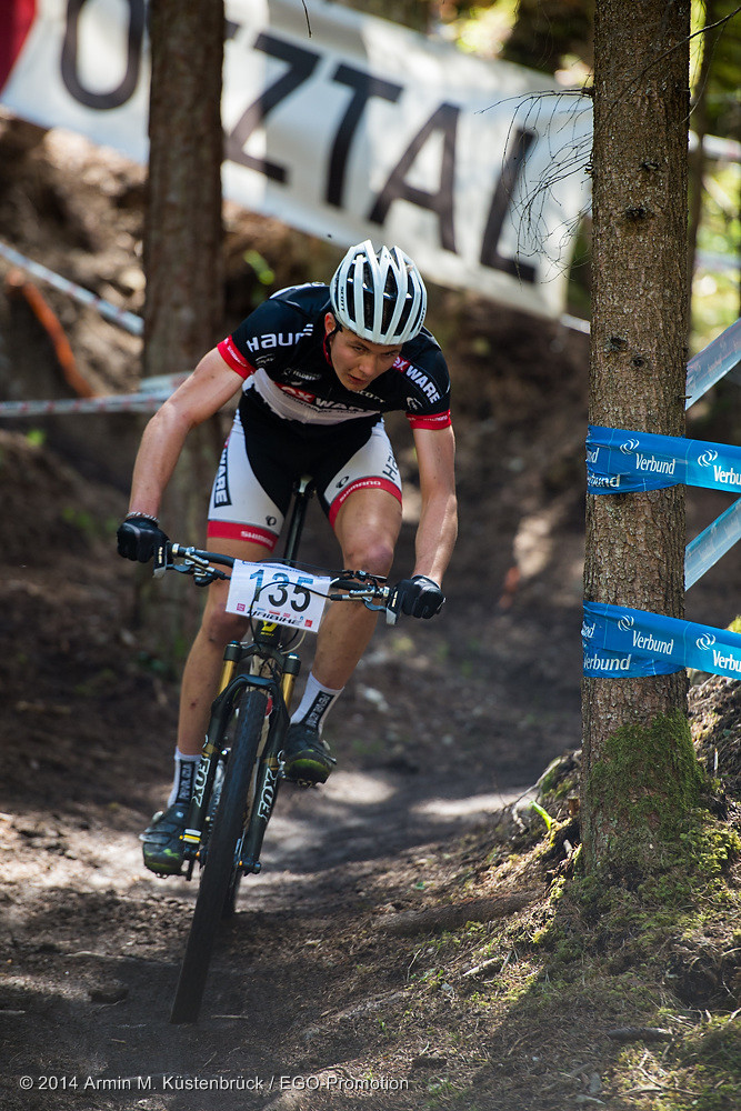 Haiming XCO Race 17th Position