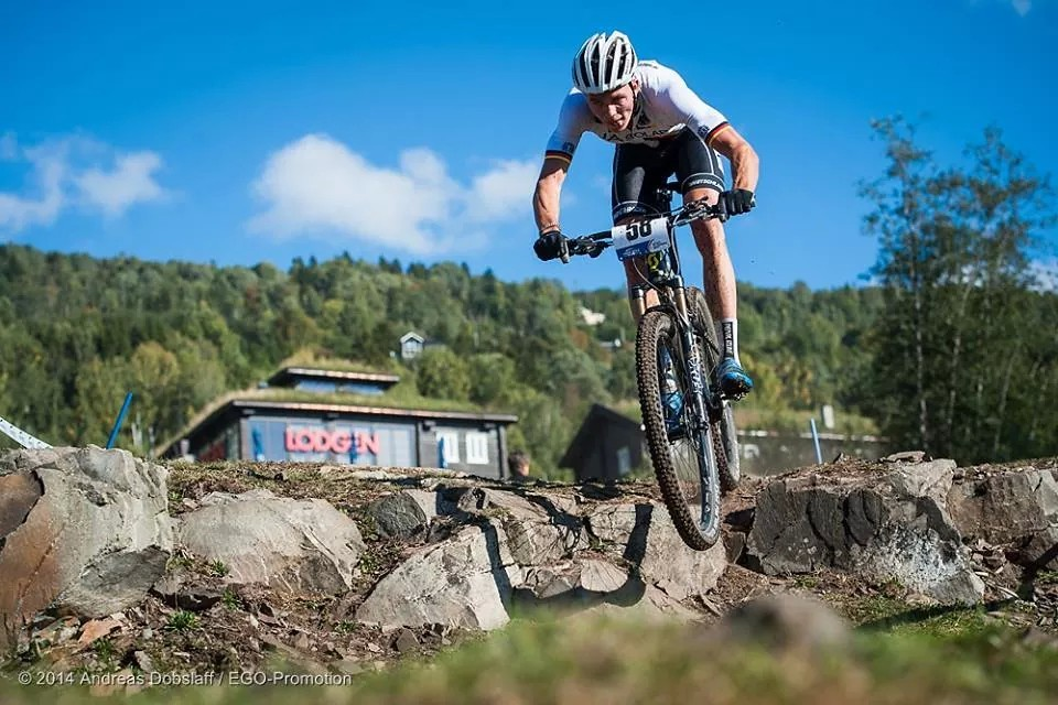 World Champs Hafjell (NOR) 17. Position