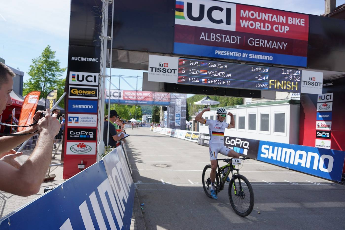 Worldcup Albstadt (GER) // 7th Position