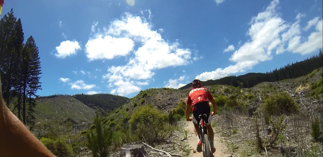 Rotorua Trailride - New Zealand