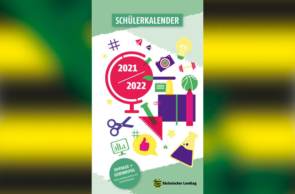 Die neuen Schülerkalender 2021/2022 sind da
