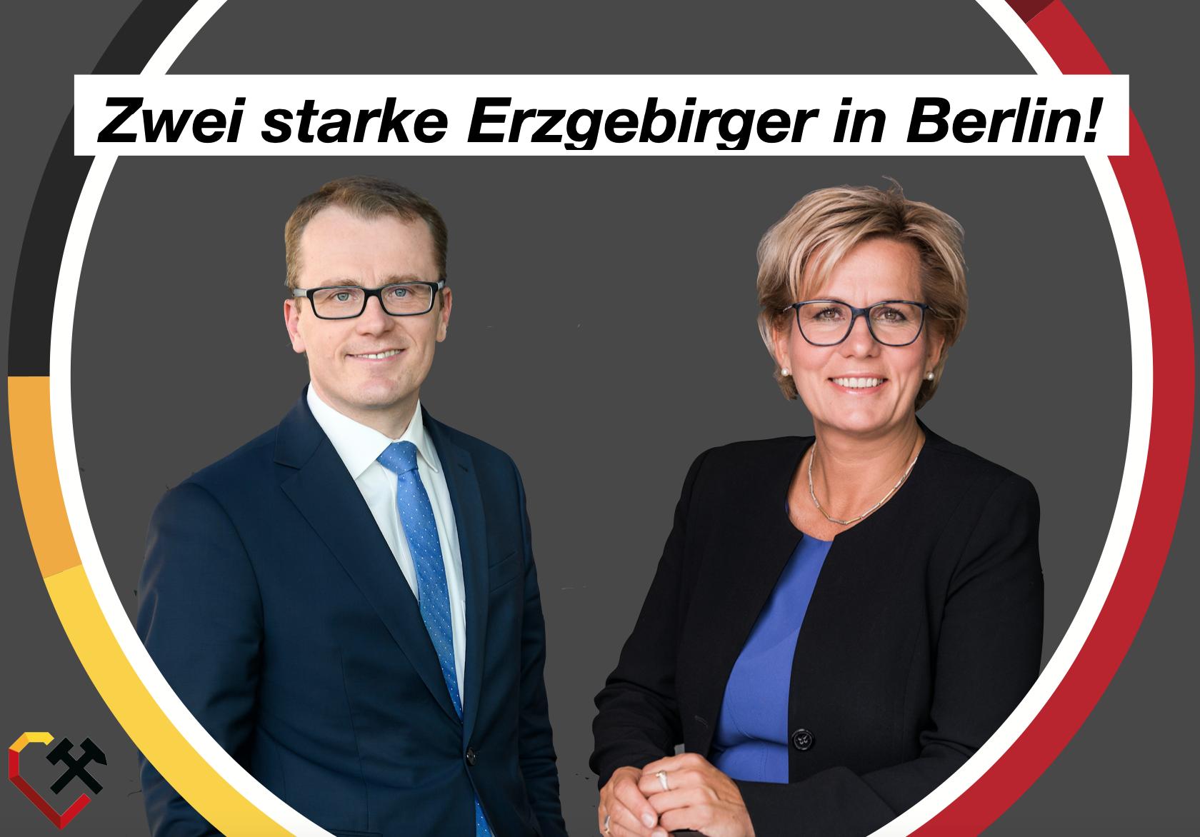Berufung von Barbara Klepsch: Erzgebirge bekommt in Berlin starkes Gewicht