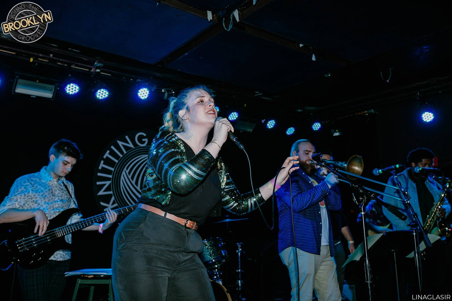 Helena Hallberg & The Heathens, Knitting Factory BK 2019