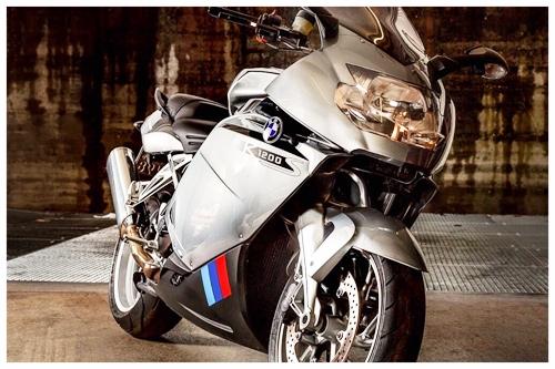 Motorradaufbereitung Kai Winter BMW K1200S