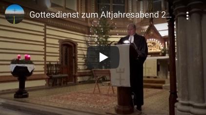 GD zum Altjahresabend 2020 mit Jens Märker