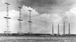 Radar británico usado durante la 2da. Guerra Mundial