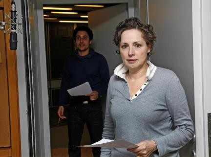 © WDR 2011 Angelika Fornell und Omar el Saeidi