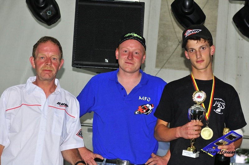 2. Platz MFS - Motorradfreunde Schwarzwald
