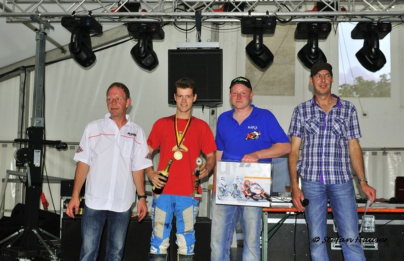 3. Platz André Haug - Haug Racing Team