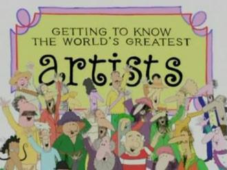Les génies du pinceau (1 ép) / Arte