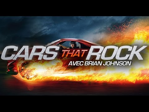 Cars that rock avec Brian Johnson (1 ép.) / Discovery