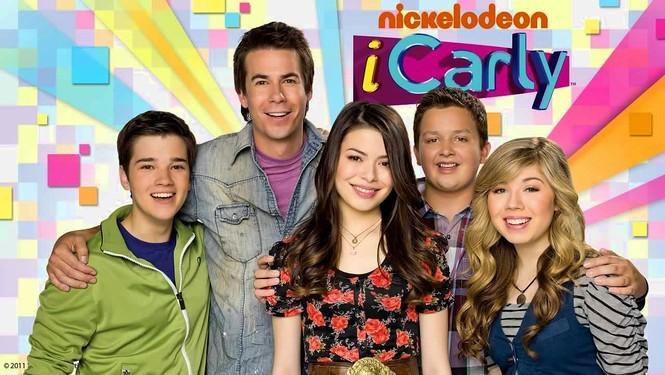 iCarly (3 ép) / Nickelodeon