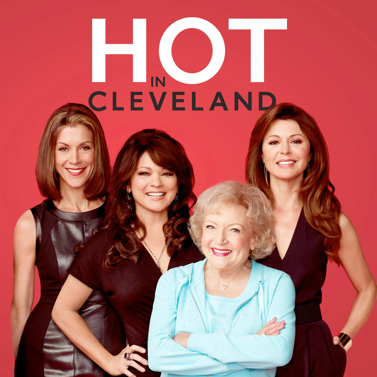 Hot In Cleveland (2 épisodes) / RTS 1