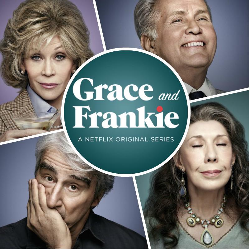 Grace & Frankie (2 épisodes) / Netflix