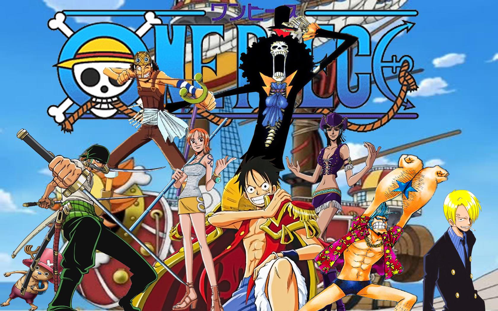 One Piece (79 épisodes + 4 films) / MCM
