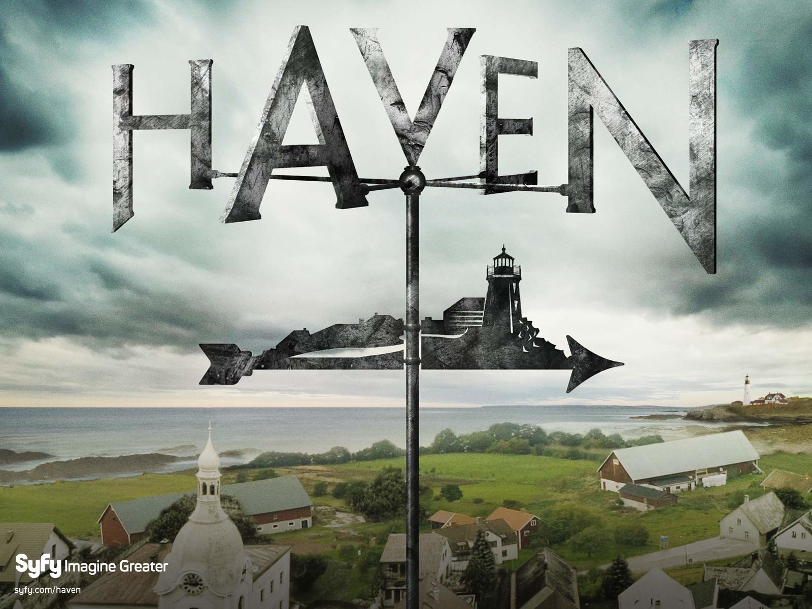 Haven (4 épisodes) / Syfy