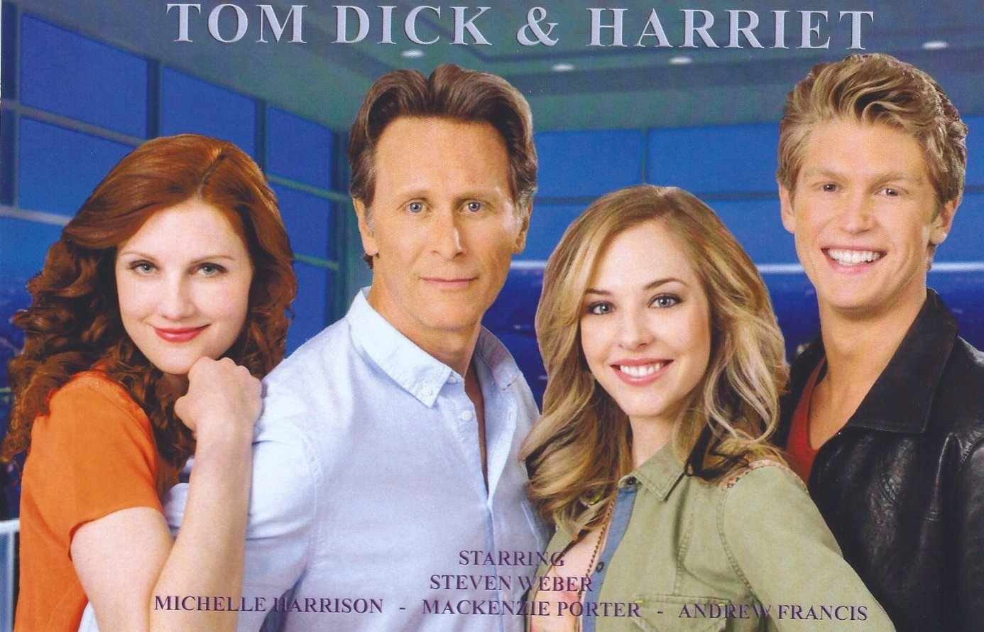 Tom, Dick & Harriet (2013) / M6