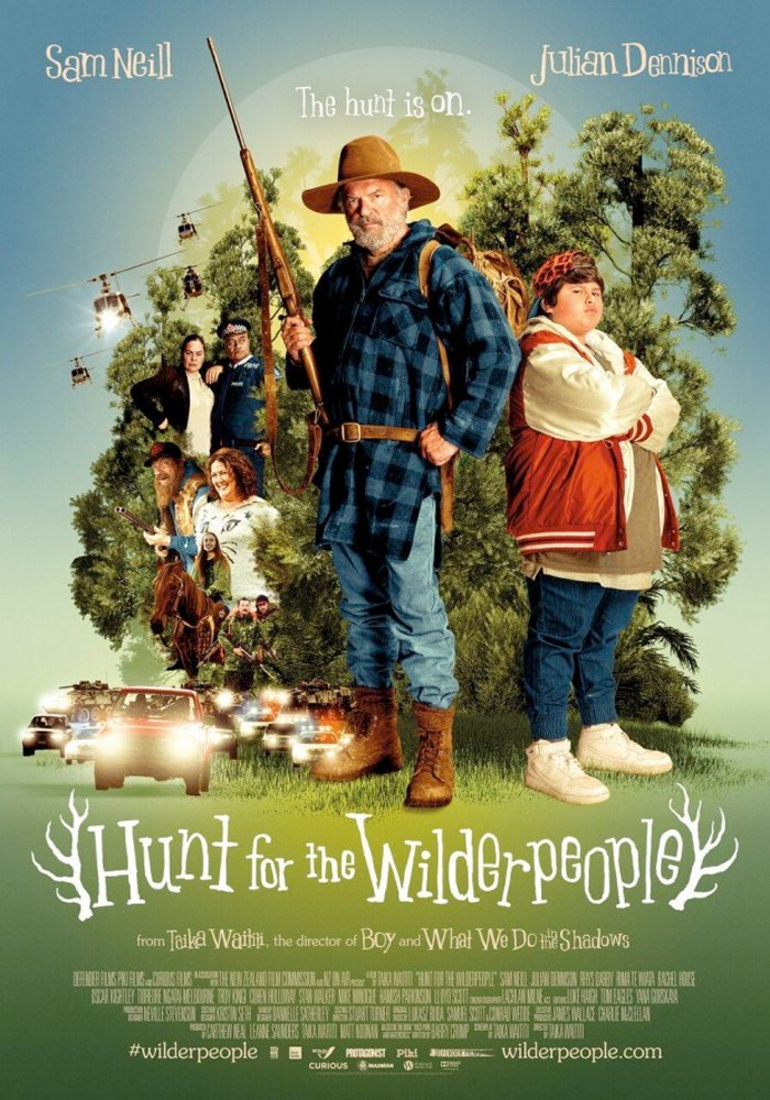 Hunt for the wilderpeople / VàD