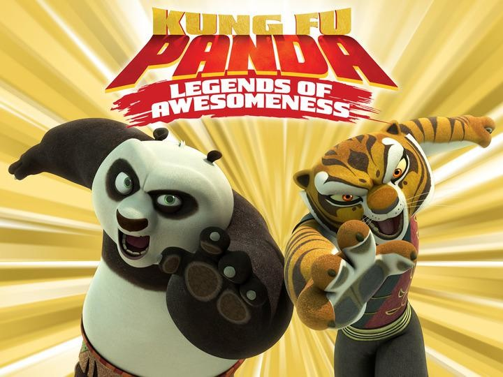 Kung Fu Panda : l'incroyable légende (1 épisode) / Nickelodeon
