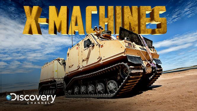 Machines de titan (1 ép.) / Discovery