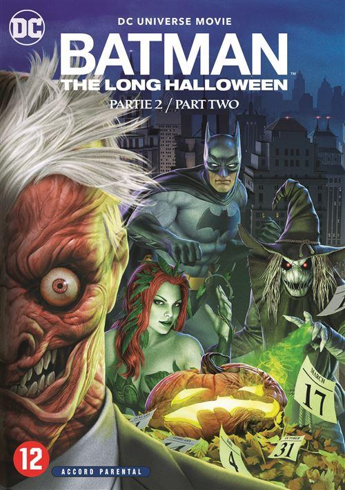 Batman : Un long Halloween (Partie 2) / DVD