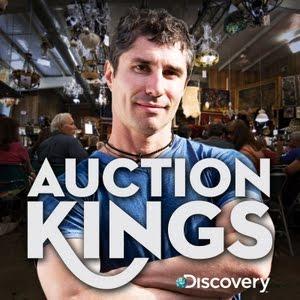 Auction Kings (3 épisodes) / Discovery