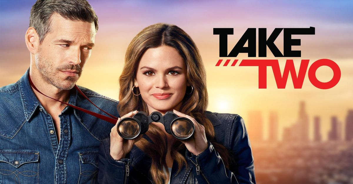 Take Two, enquêtes en duo (3 ép) / France 2