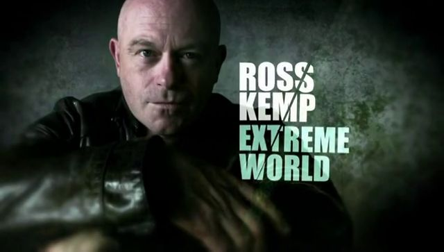 Ross Kemp: Extreme Wold (1 ép.) / Discovery